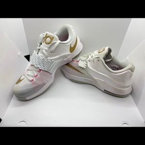 KD VII PRM Aunt Pearl Basketball Shoes
